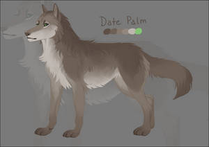 Date Palm - character auction [open]