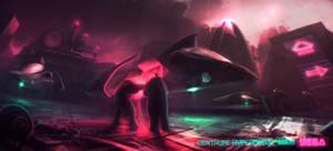 Centauri Hyperdrive by MattWilkinson