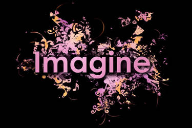 Imagine Pink by Danmasta