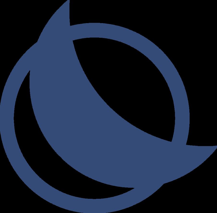 blue moon logo by nobnimis on deviantart