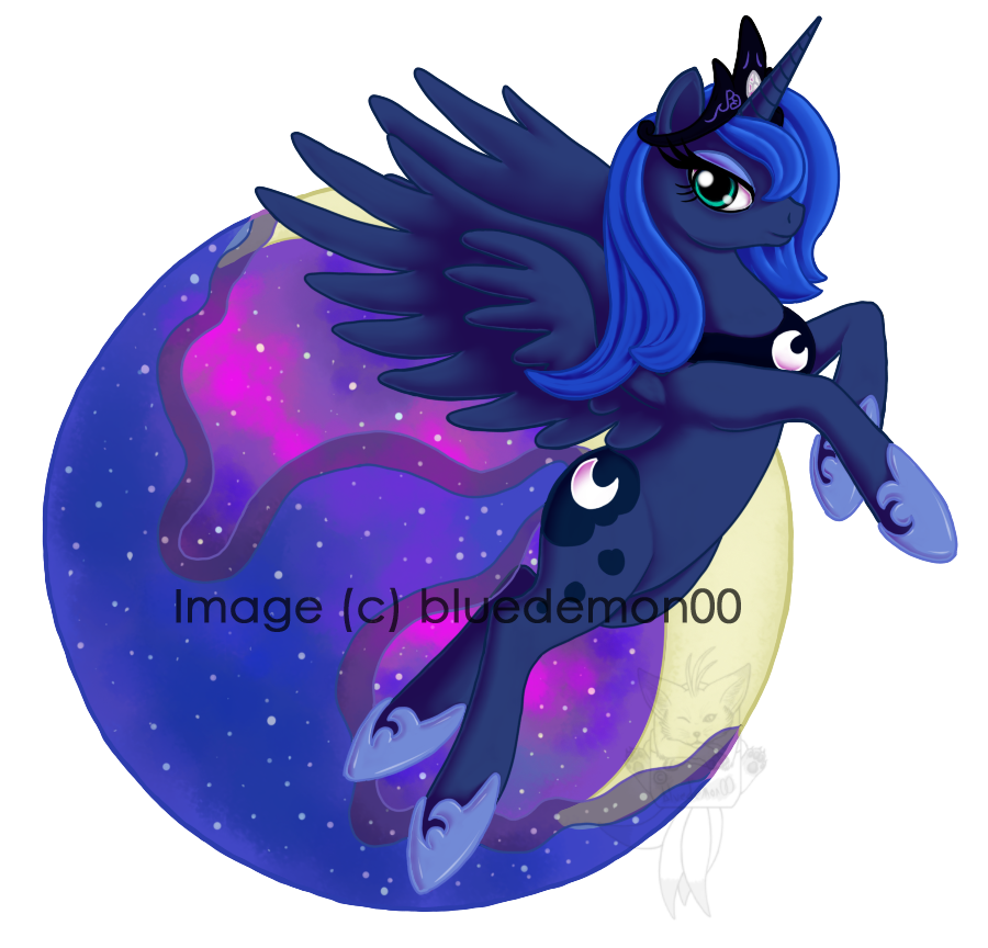 Luna by bluedemon00