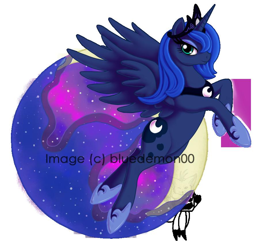 Luna by bluedemon00
