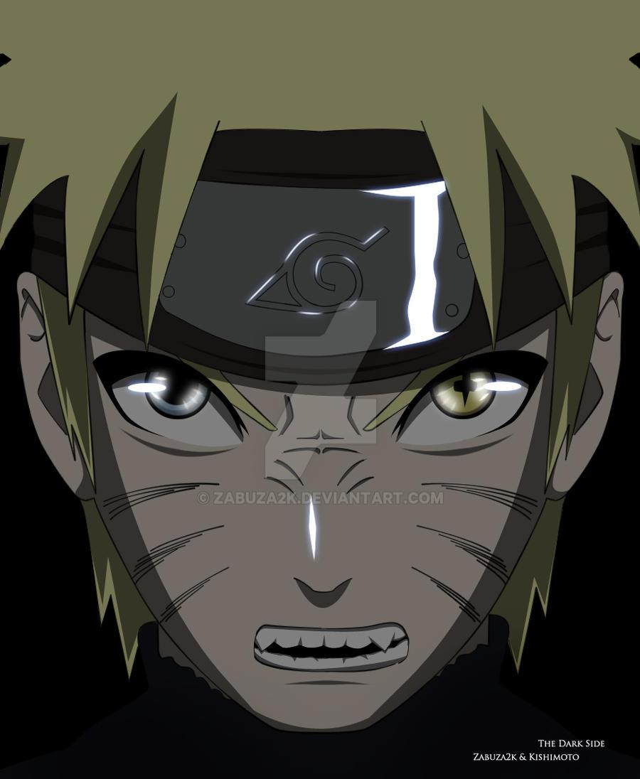 Naruto Kyuubi Sage mode by zabuza2k on DeviantArt