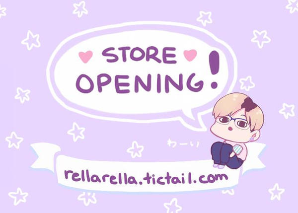 My first store! by immuni