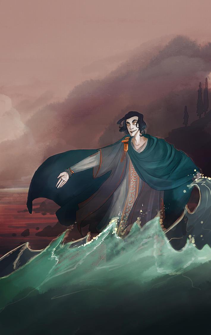 Into the Sea by efercussie