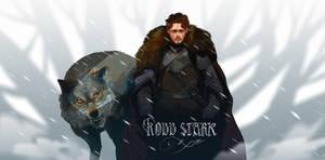 Robb Stark by zesung