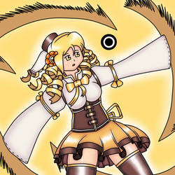 Mami Tomoe - Concentrated