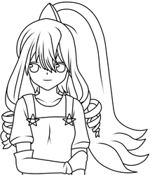 Ariel Schmidt lineart