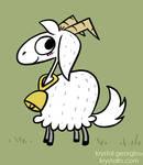 Reeree the goat