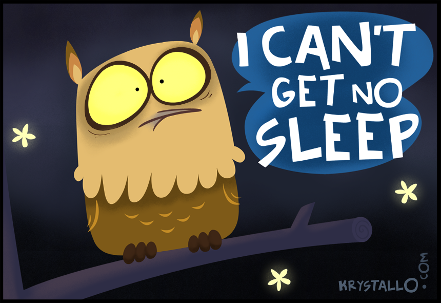 can t get no sleep by nef on deviantart