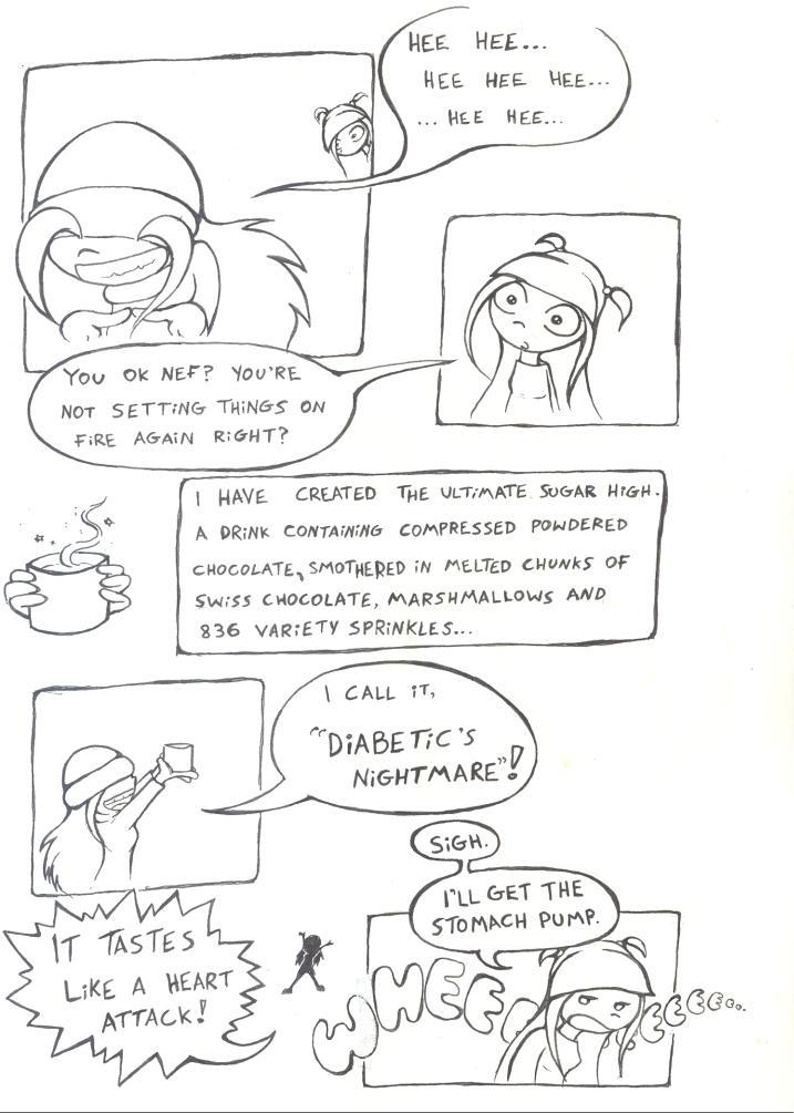A very Neffy comic 3 by nef