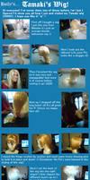 +How I Made Tamaki's Wig+