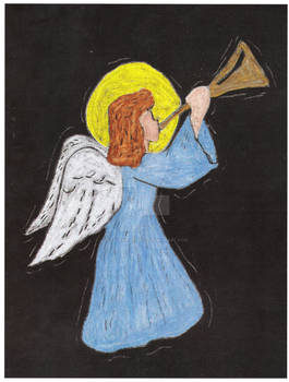 Angel on Blackboard