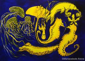 Sirene o composizione di pesci? by freesoul93