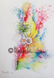 VaraMessina, acquerello by freesoul93