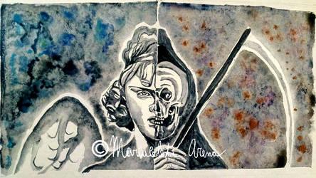 Angelo e la morte by freesoul93