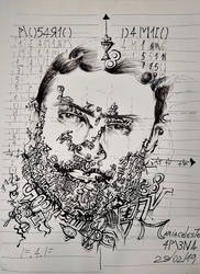 Il matematico by freesoul93