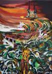 L'urlo dello Stretto/The Scream of the Strait by freesoul93