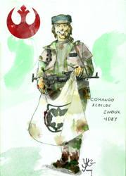 Rebel commando (Endor)