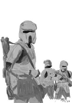 Shoretrooper study