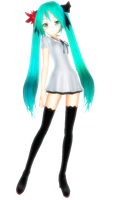 Appearance World is Mine Miku by x-MiharuChan-x