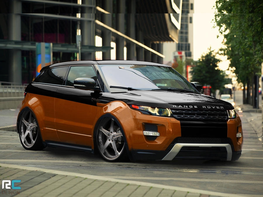 range rover evoque coupe dynamic us spec 39 2011 by. Black Bedroom Furniture Sets. Home Design Ideas