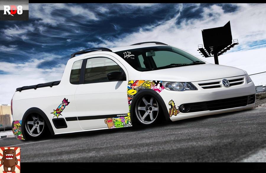 Photographs Volkswagen Saveiro - sa7.1-themes