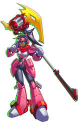 And Then Rosalind Was a Reploid