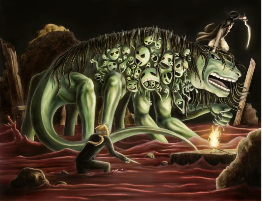 Battle With Envy by CrimzonLogic on DeviantArt