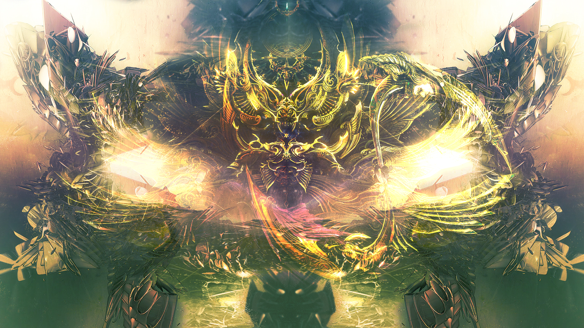 Final Fantasy Bhunivelze God Of Light Ps Art V2 By Xionss On Deviantart