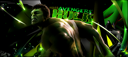 Hulf Avenger by alexcotto
