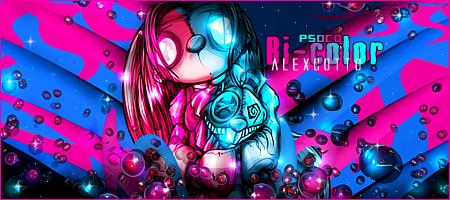 Bicolor by alexcotto