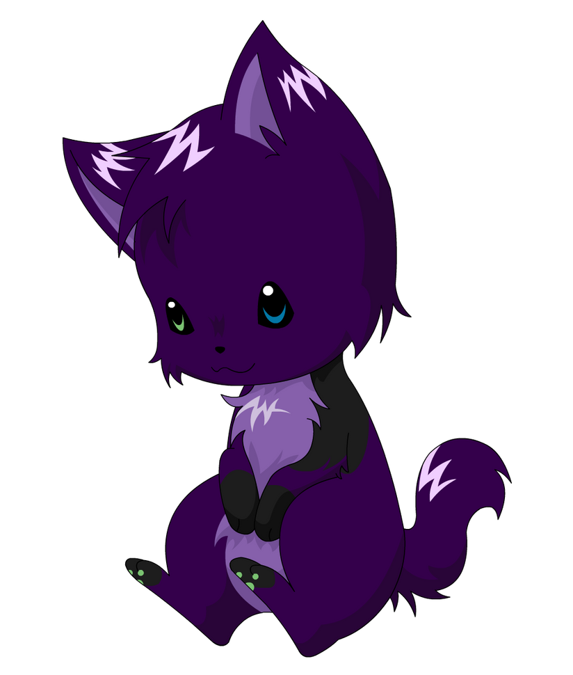 Cute Chibi Dog Chibi Dog by Xeohelios