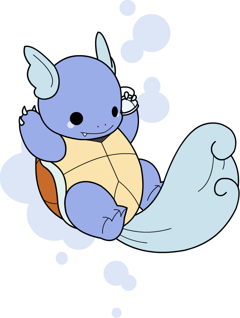 PKMN: Wartortle by Xeohelios on DeviantArt