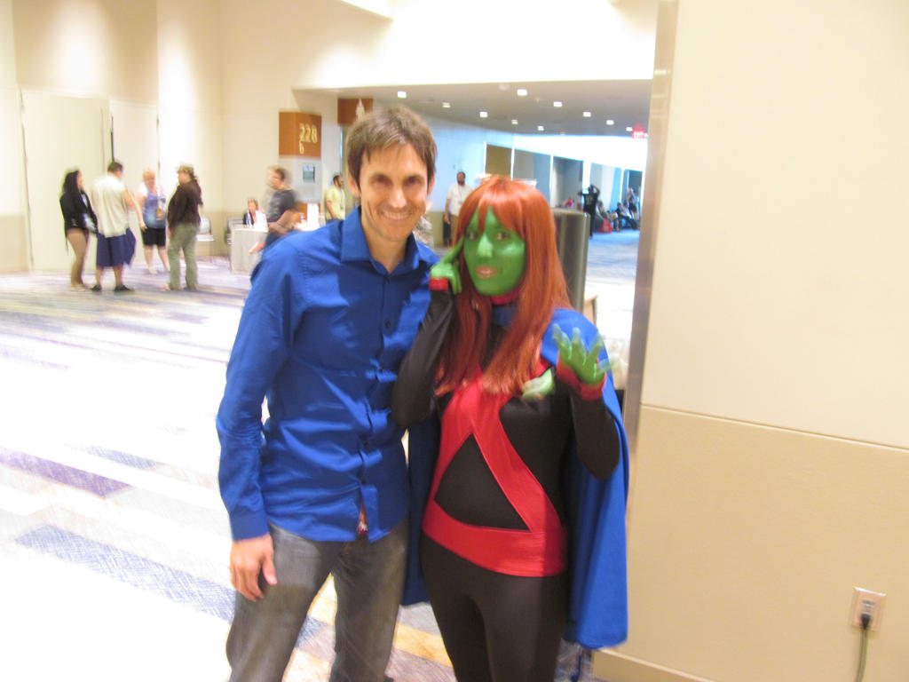 Phoenix Comicon 2013- Jason Spisak by FemaleFlash on ...