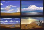clouds studies