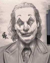 Joker 2019 by GeekyAlexx