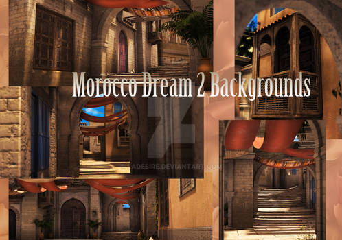 Morocco Dream Backgrounds 02