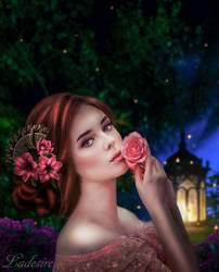 Rose Scent by Ladesire