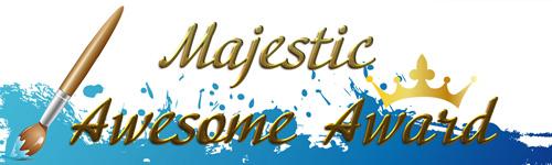 Majestic Awesome Award