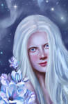 Snow Maiden by Ladesire