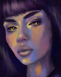 Violett's Portrait
