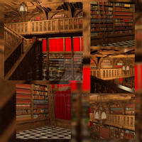 Library Backgrounds