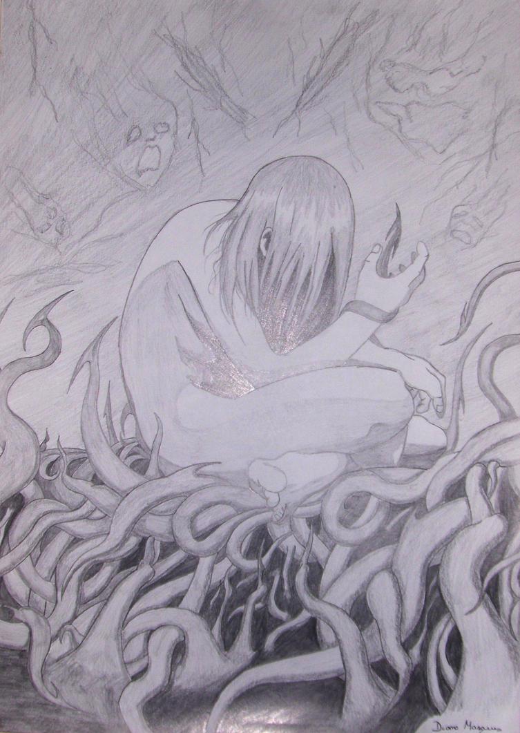 Insanity by laracroftdiva