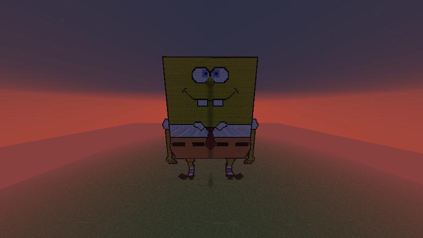 minecraft how to find sponge