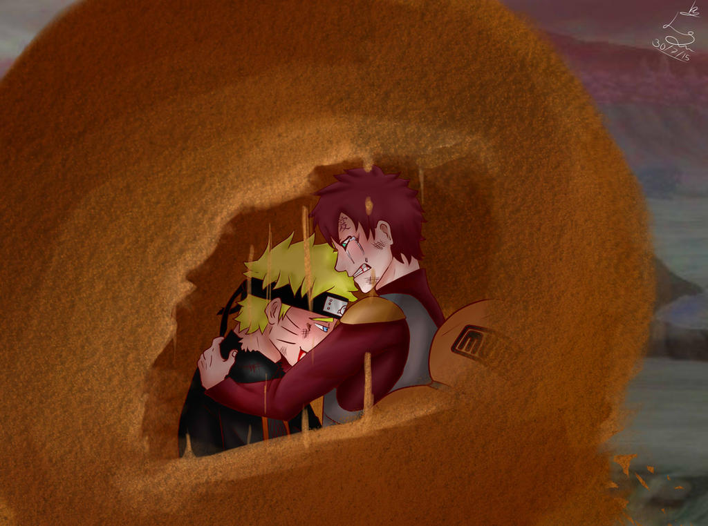 Don't die - NaruGaa by autobot2