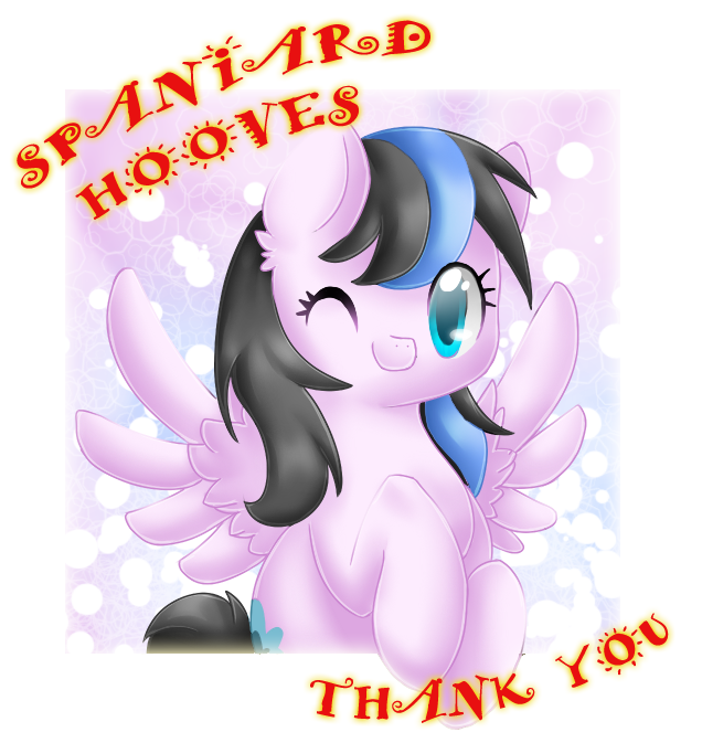 Thank You by PegaSisters82