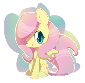 Cutie Shy by PegaSisters82