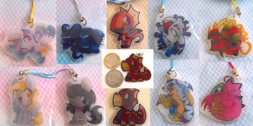 Keychain Raffle by PegaSisters82