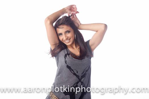 Ana's First Fashion Shoot 6